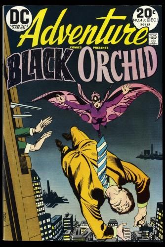 Adventure Comics #430 VF/NM 9.0 Black Orchid!