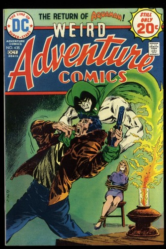 Adventure Comics #435 VF/NM 9.0 DC Spectre!