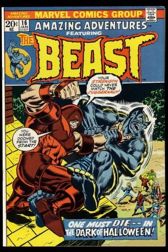 Amazing Adventures #16 VF/NM 9.0 Beast!