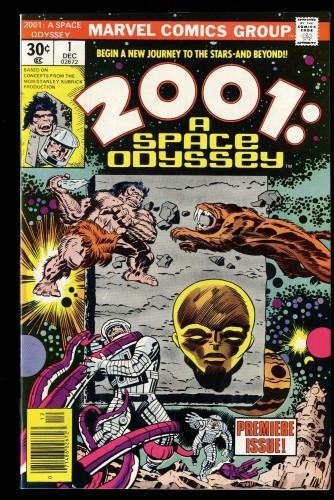 2001: A Space Odyssey #1 NM 9.4