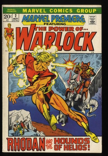 Marvel Premiere #2 VF- 7.5 Comics