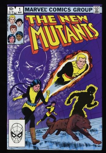 New Mutants #1 VF 8.0