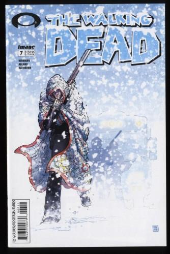 Walking Dead #7 NM/M 9.8 1st Print 1st Tyreese!