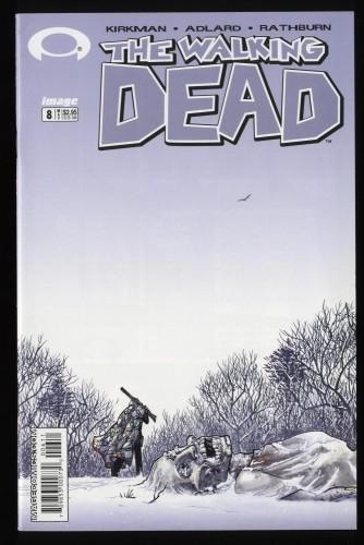 Walking Dead #8 NM 9.4 1st Print