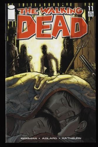Walking Dead #11 NM 9.4