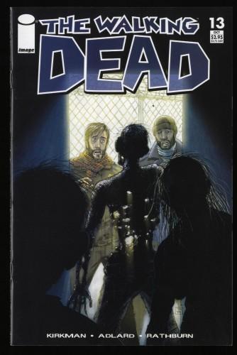 Walking Dead #13 NM- 9.2