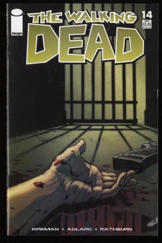 Walking Dead #14 VF/NM 9.0