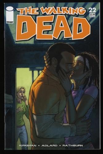 Walking Dead #22 NM 9.4