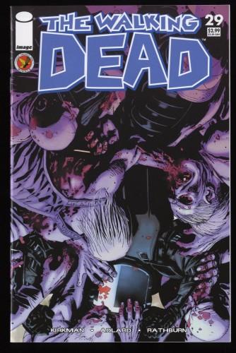 Walking Dead #29 NM+ 9.6