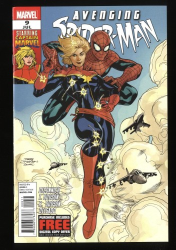 Avenging Spider-Man #9 NM- 9.2
