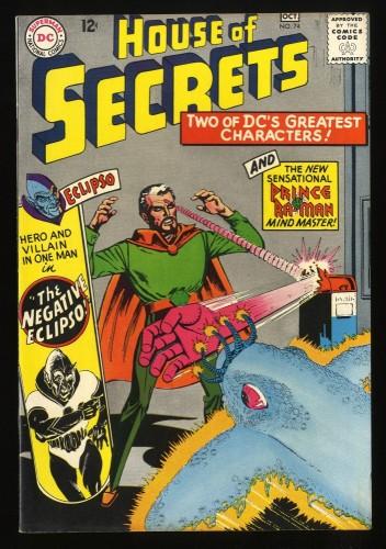 House Of Secrets #74 VF 8.0 DC Comics