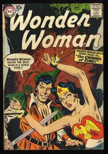 Wonder Woman #94 GD 2.0