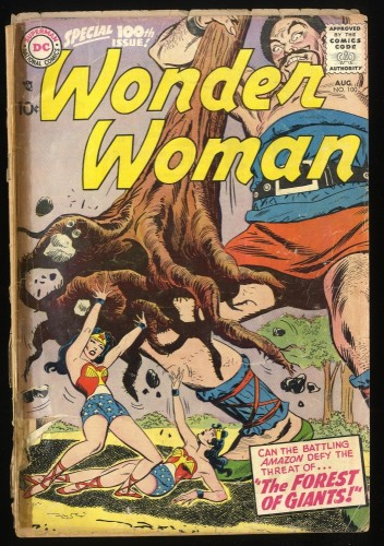Wonder Woman #100 P 0.5
