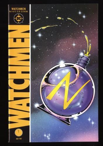 Watchmen #9 VF/NM 9.0