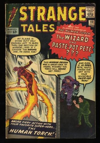 Strange Tales #110 VG/FN 5.0 1st Doctor Strange!