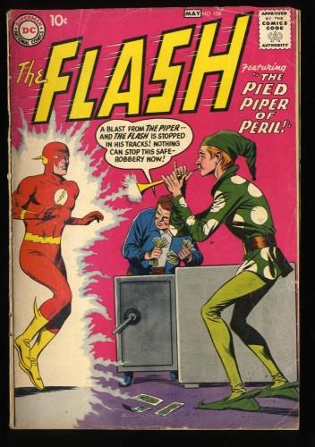 Flash #106 GD/VG 3.0 1st Gorilla Grodd! DC Comics