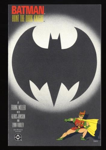 Batman: The Dark Knight Returns #3 NM 9.4