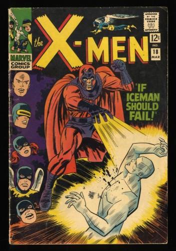 X-Men #18 VG 4.0