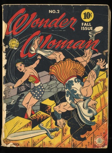 Wonder Woman #2 P 0.5
