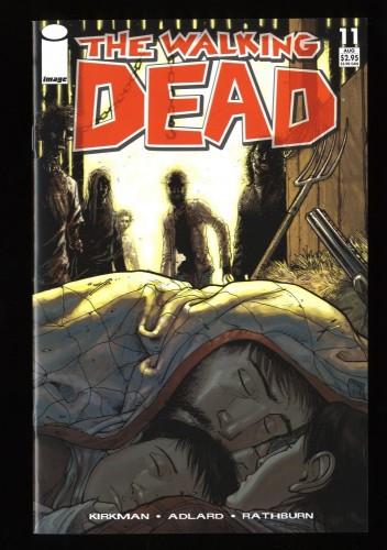 Walking Dead #11 NM+ 9.6