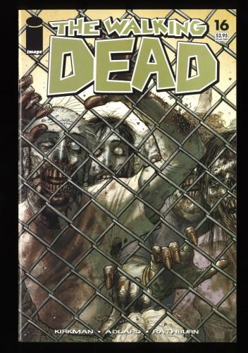 Walking Dead #16 NM 9.4