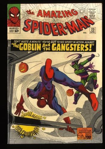 Amazing Spider-Man #23 VG/FN 5.0 Green Goblin! Marvel Comics Spiderman