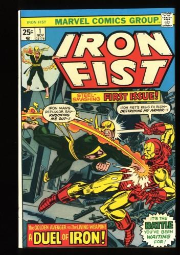 Iron Fist #1 NM- 9.2