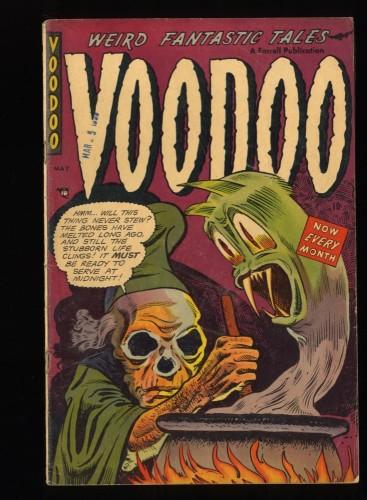 Voodoo #9 VG 4.0