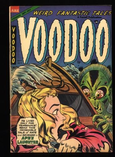 Voodoo #17 FN- 5.5 Scarce!