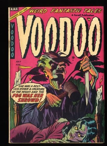 Voodoo #16 VG+ 4.5
