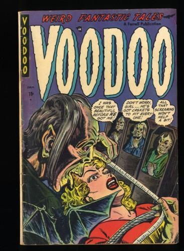 Voodoo #13 VG+ 4.5
