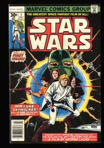 Star Wars #1 FN+ 6.5