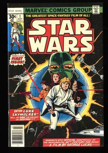 Star Wars #1 FN/VF 7.0