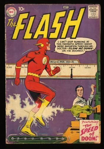 Flash #108 VG- 3.5 Gorilla Grodd! DC Comics