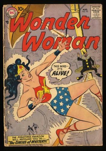 Wonder Woman #92 GD 2.0