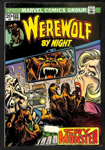 Werewolf By Night #12 (1974)