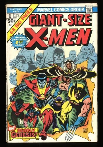 Giant-Size X-Men #1 VG/FN 5.0
