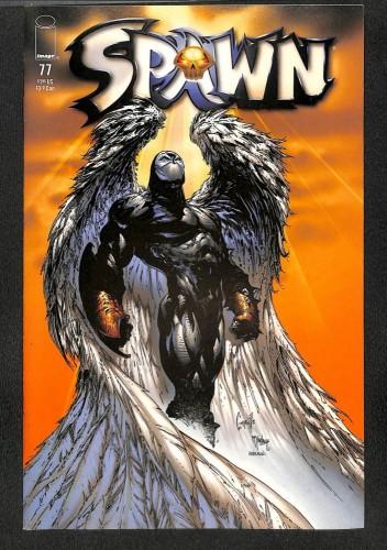 Spawn #77 NM 9.4 1st Archangel Spawn!