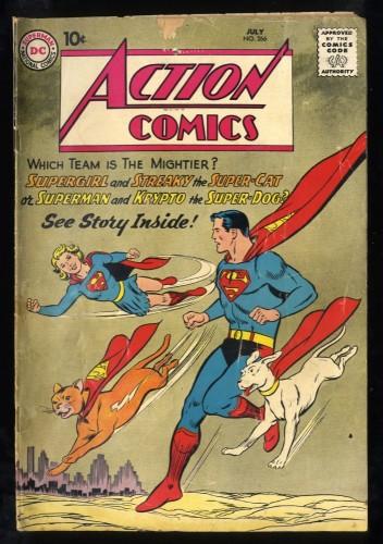 Action Comics #266 GD+ 2.5 DC Superman