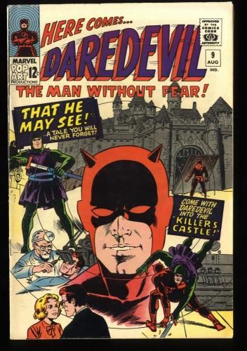 Daredevil #9 FN 6.0