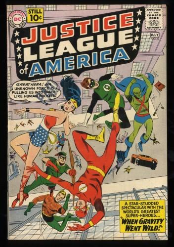 Justice League of America #5 VF- 7.5 DC Comics