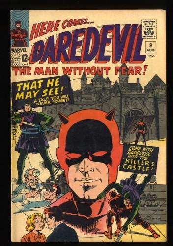 Daredevil #9 FN 6.0 Marvel Comics