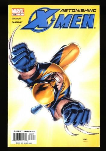 Astonishing X-Men #3 NM 9.4