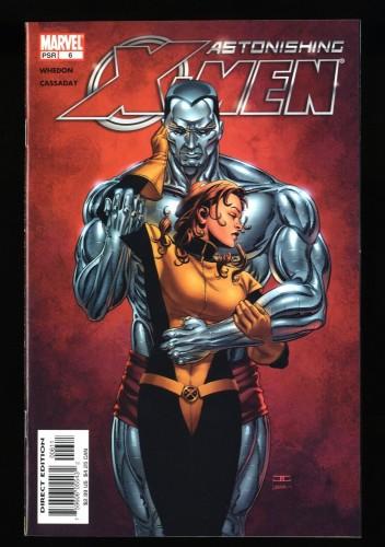 Astonishing X-Men #6 NM 9.4 1st Print 1st Abigail Brand!