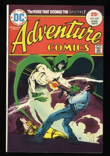 Adventure Comics #439 VF/NM 9.0 Spectre!