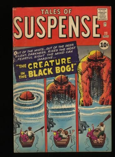 Tales Of Suspense #23 VG/FN 5.0