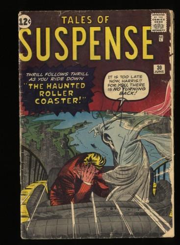 Tales Of Suspense #30 Read Description!