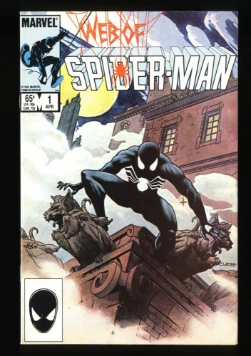 Web of Spider-Man #1 NM 9.4 1st Vulturions!