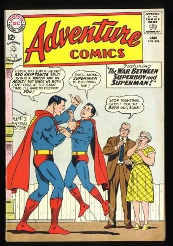 Adventure Comics #329 FN+ 6.5