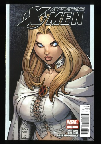 Astonishing X-Men #43 NM+ 9.6